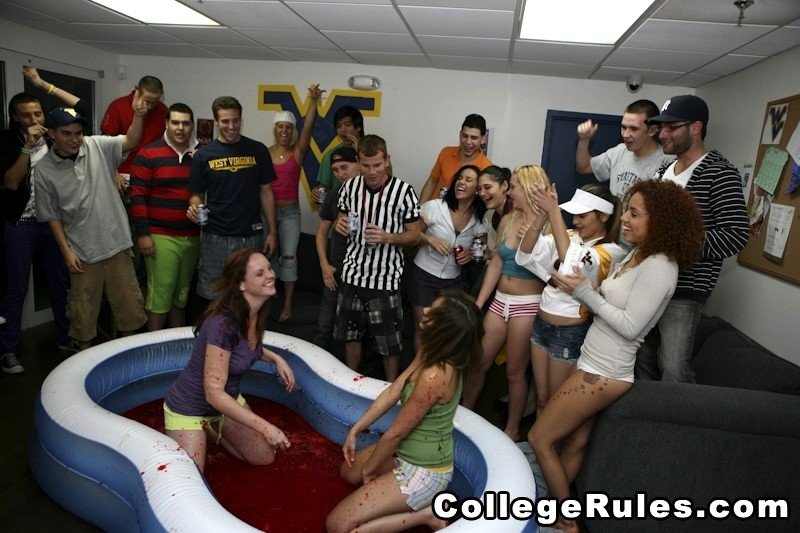 College rules sexy