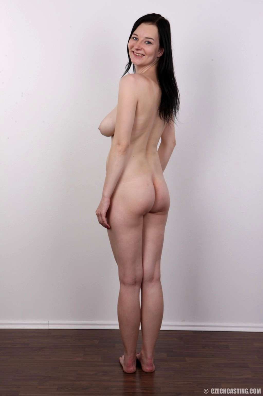 Tits big czech casting Czech casting