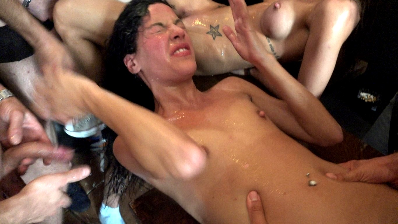 Gang bang sex mini clip theme, will