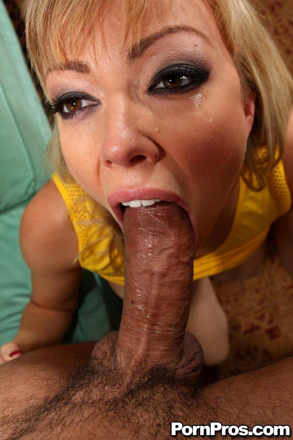 Adrianna nicole deepthroat