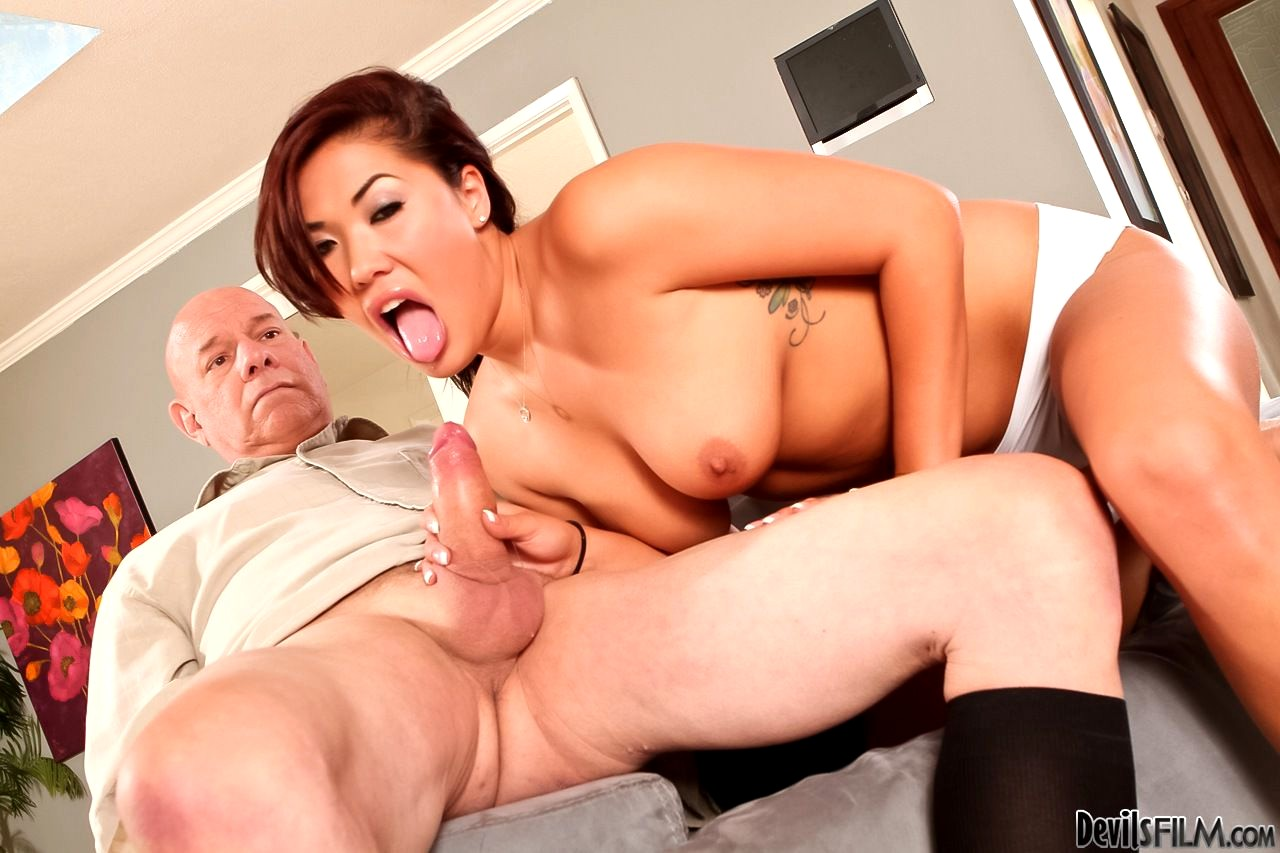 Babe Today Devils Film London Keyes Enhanced Asian Porno -4256