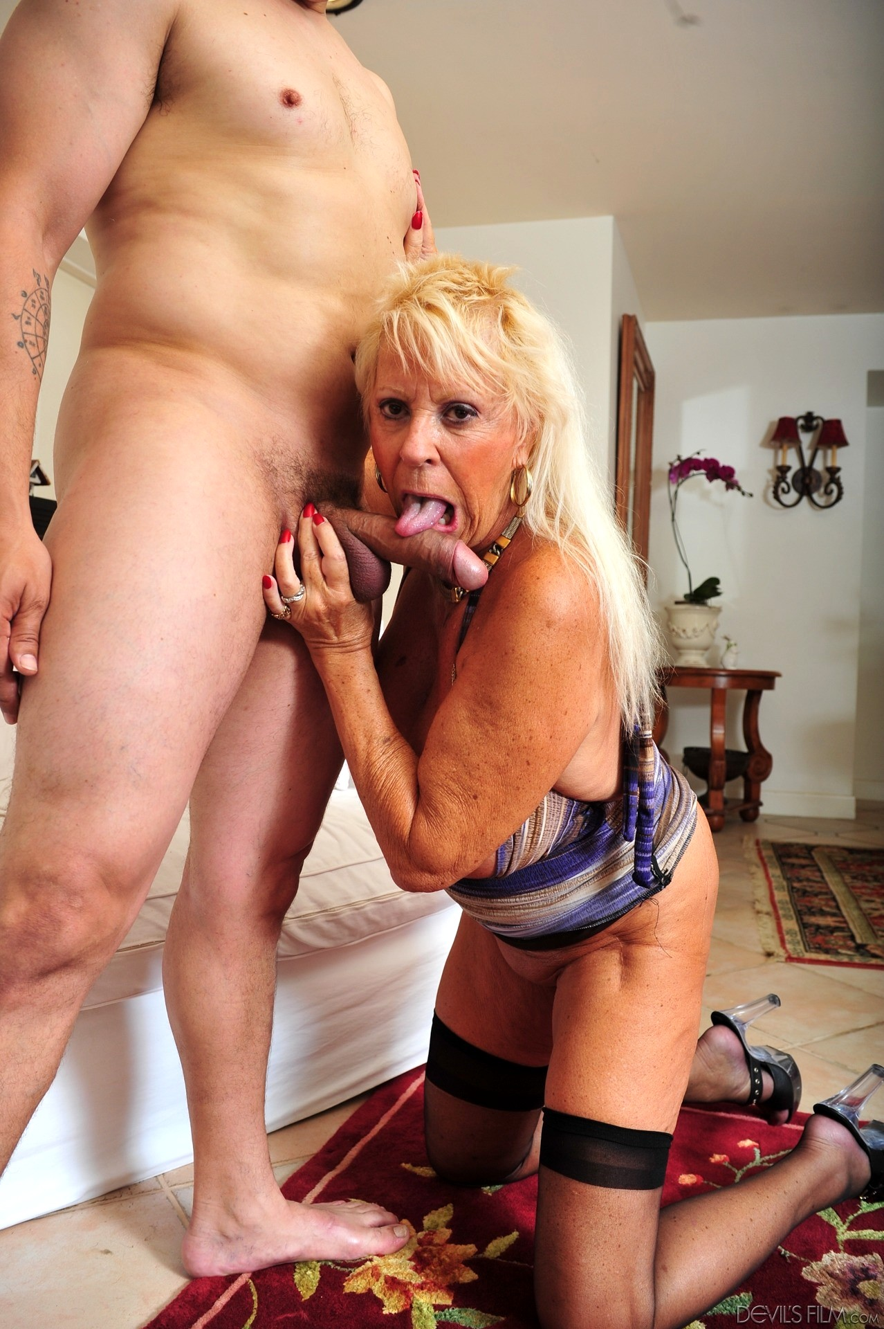 Babe Today Devils Film Mandi Mcgraw Summer Mature Art -2902
