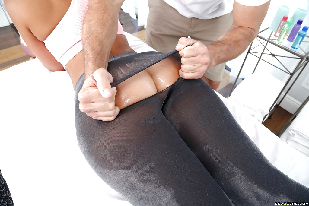 Alexis monroe dirty masseuse