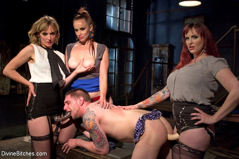 Lance hart teased by sully savage femdom boots - 2 part 5