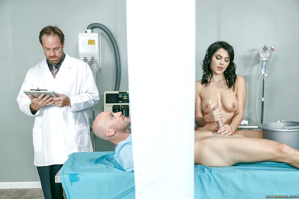 Mature doctor tube
