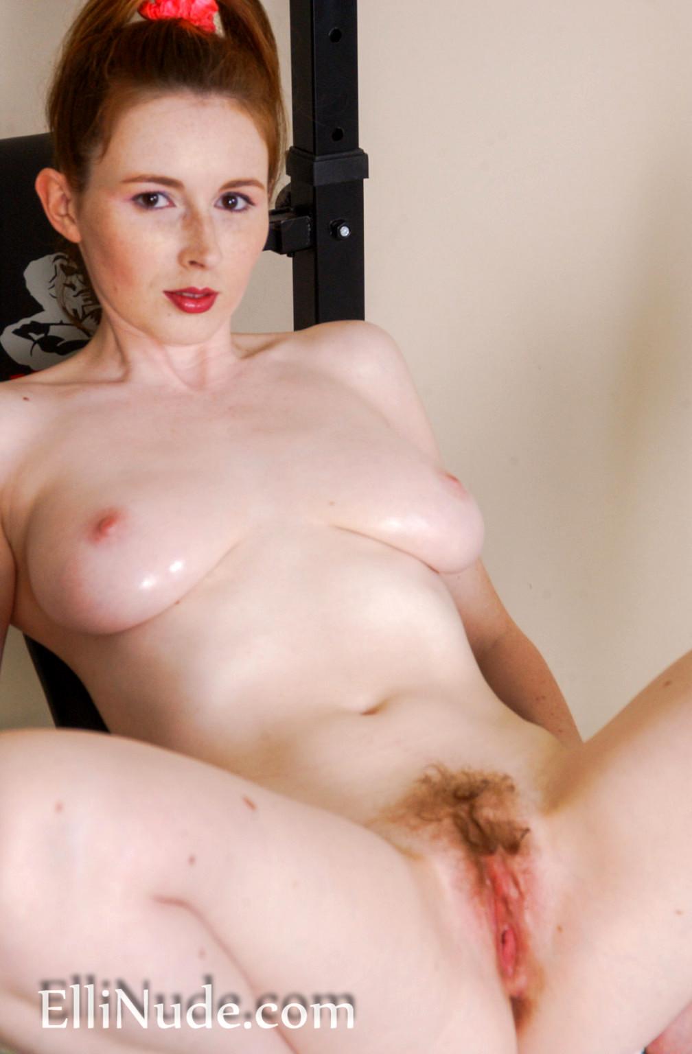 Elli nude porn