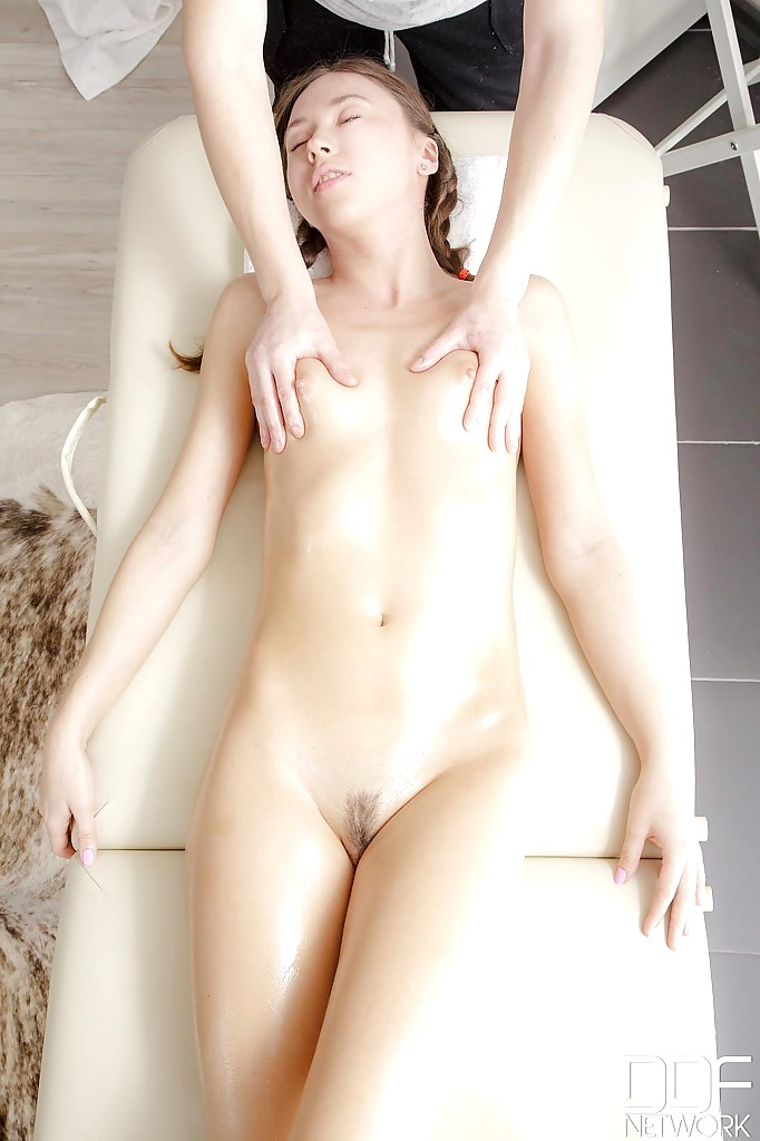 cumshots on big sloppy tits