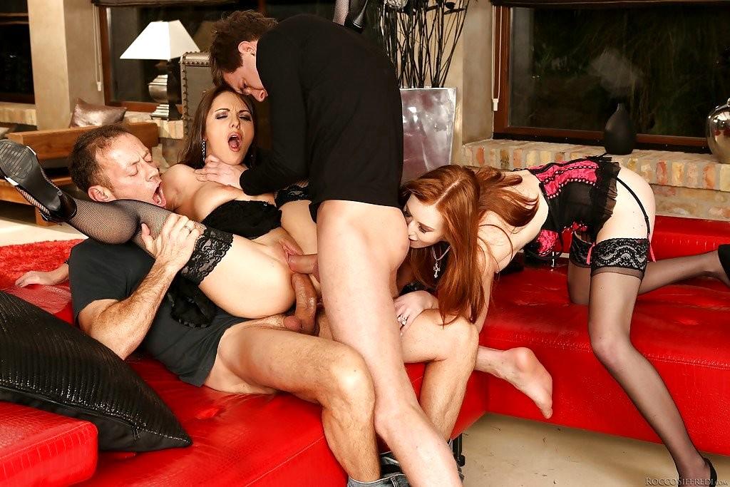 Клубные девушки в платьях и колготках групповуха порно онлайн — photo 11