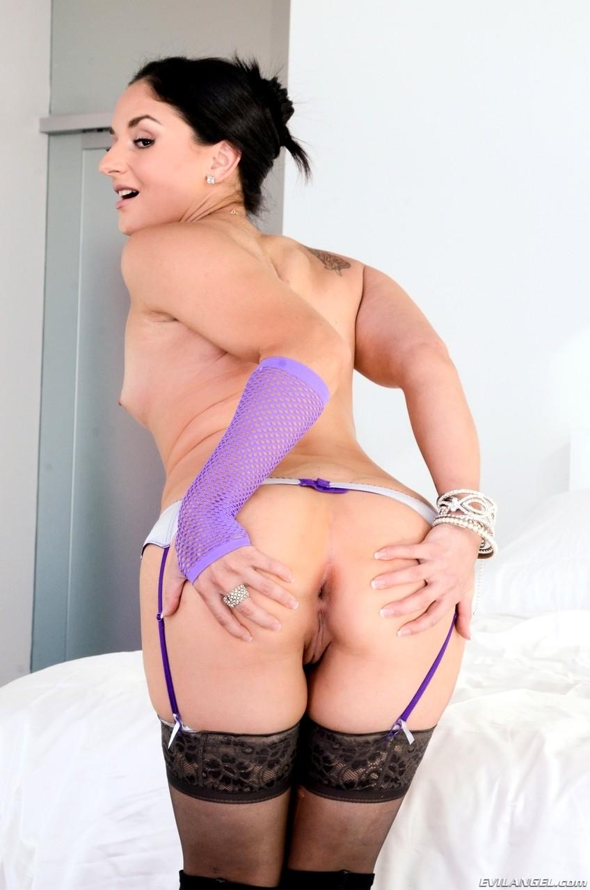 Sheena Ryder Stockings Hardcore