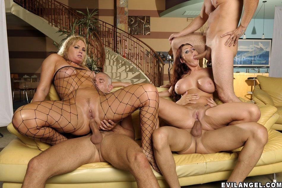 flower tucci double sex pictures