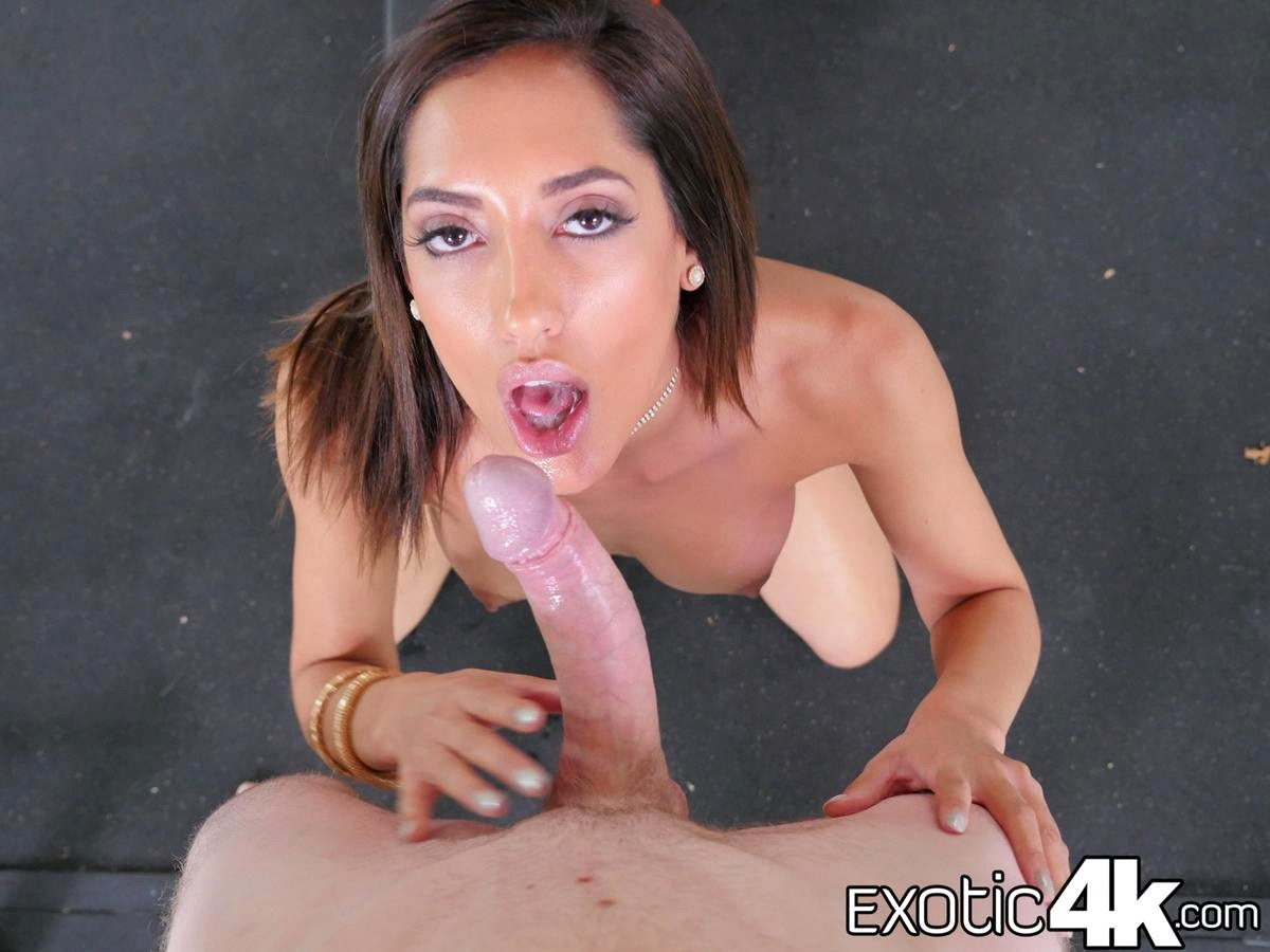 Exotic latina oral