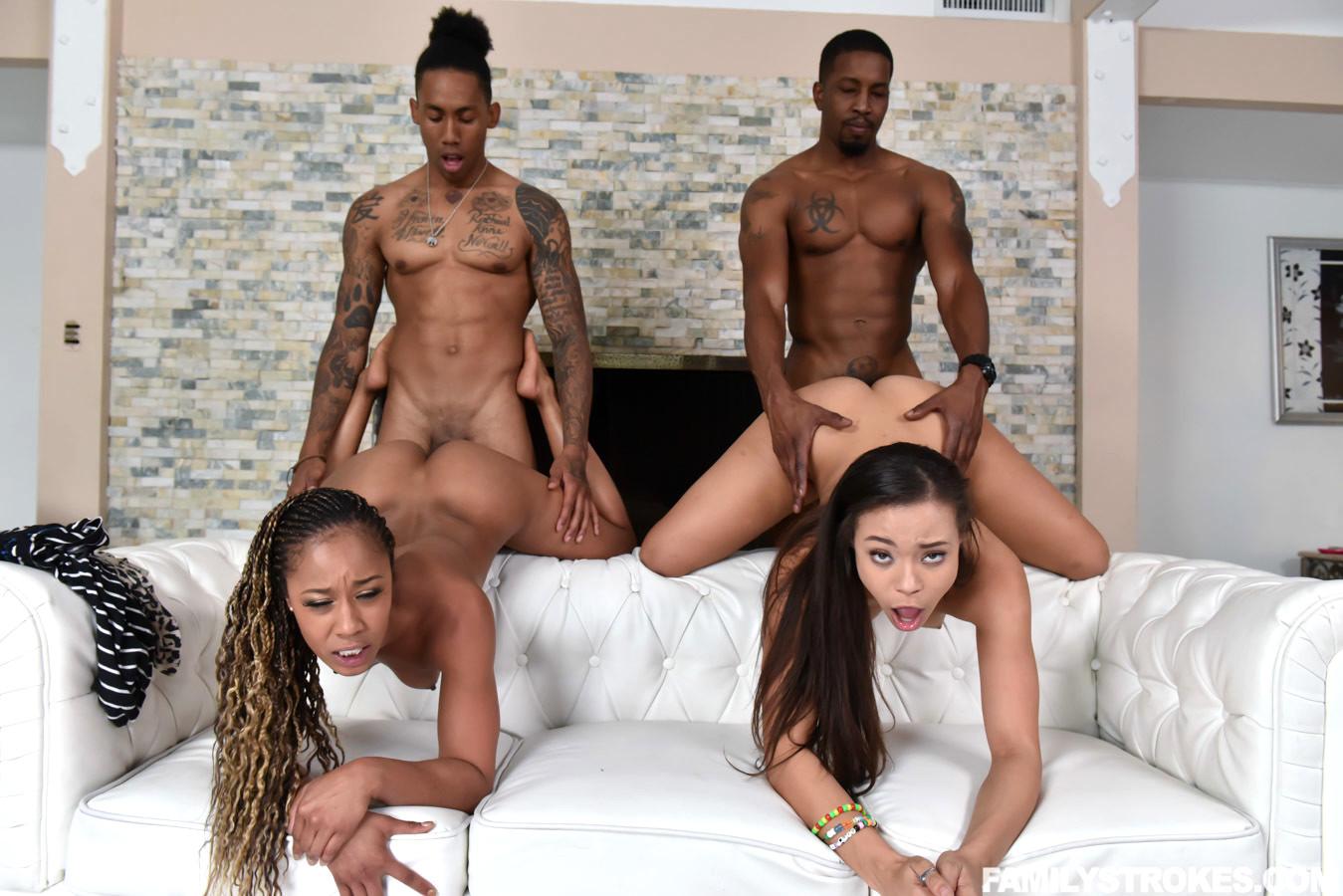 Joclyn Stone Interracial Hd