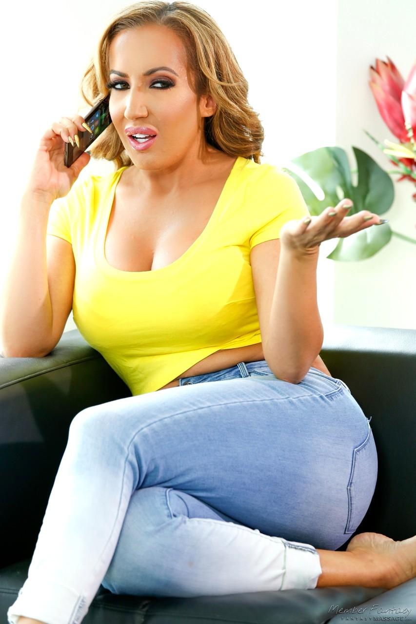 Babe Today Fantasy Massage Richelle Ryan Derrick Pierce -3352