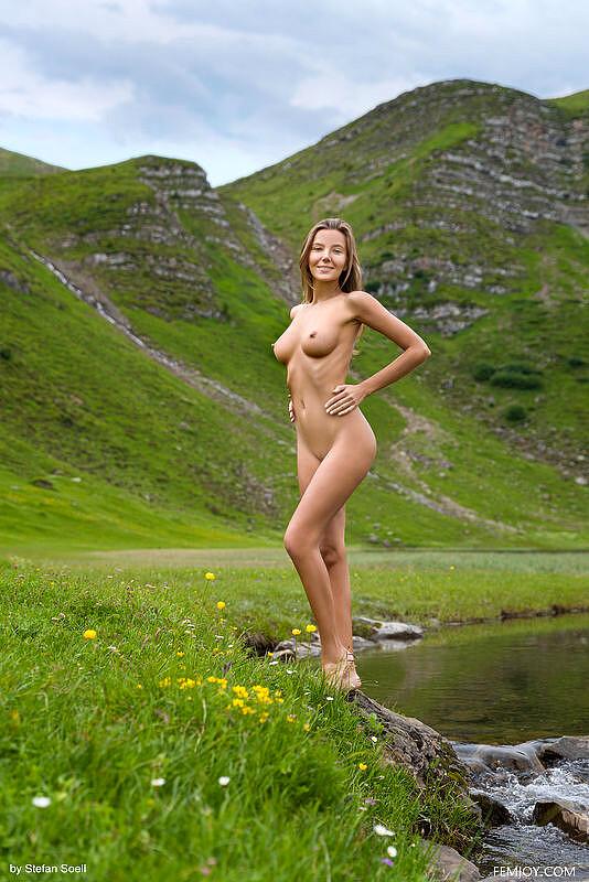 Clover nude katya Katya Clover