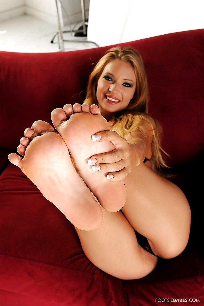 alexis texas foot fetish