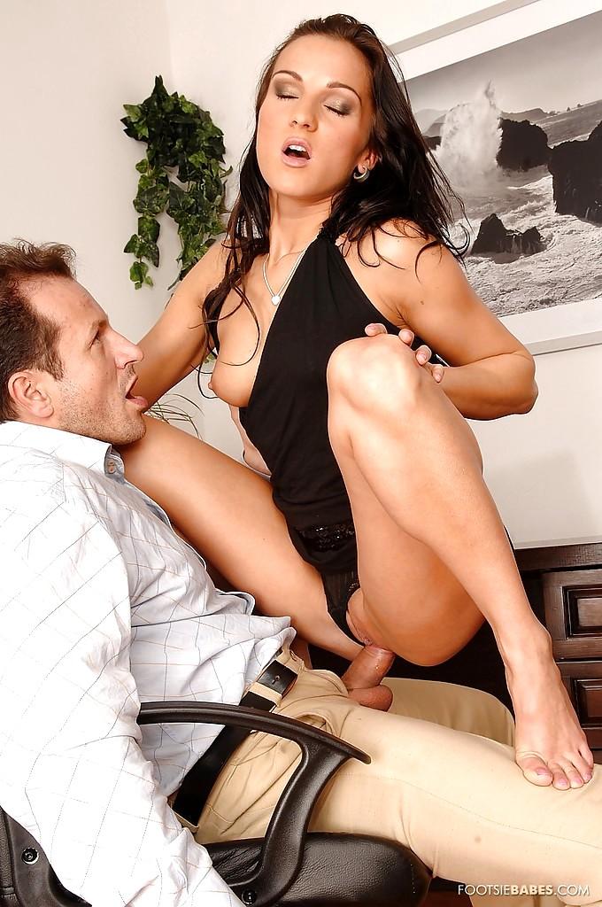 Красивая Девушка Соблазняет Секс