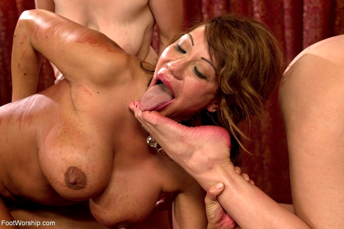 Request answer krista james varsity boobs abuse