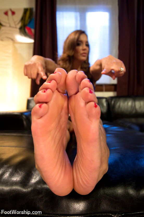Babe Today Foot Worship Francesca Le Tanya Tate Veronica -4313