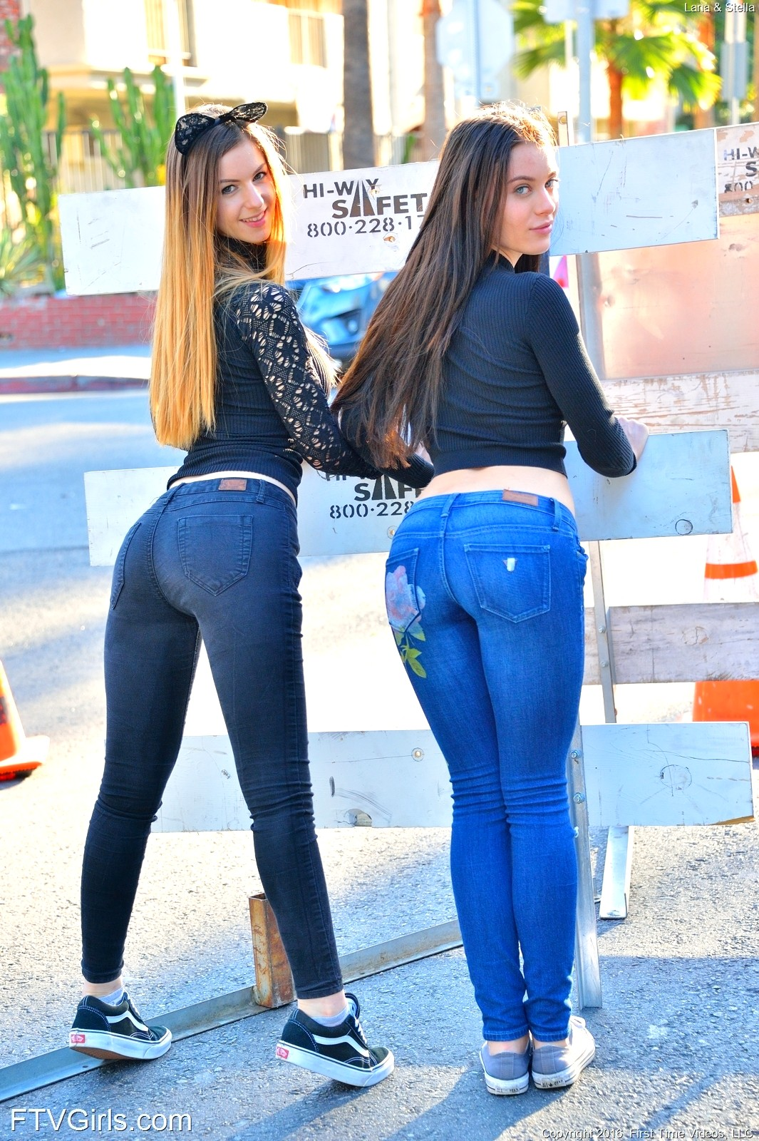 Ftv girls peeing