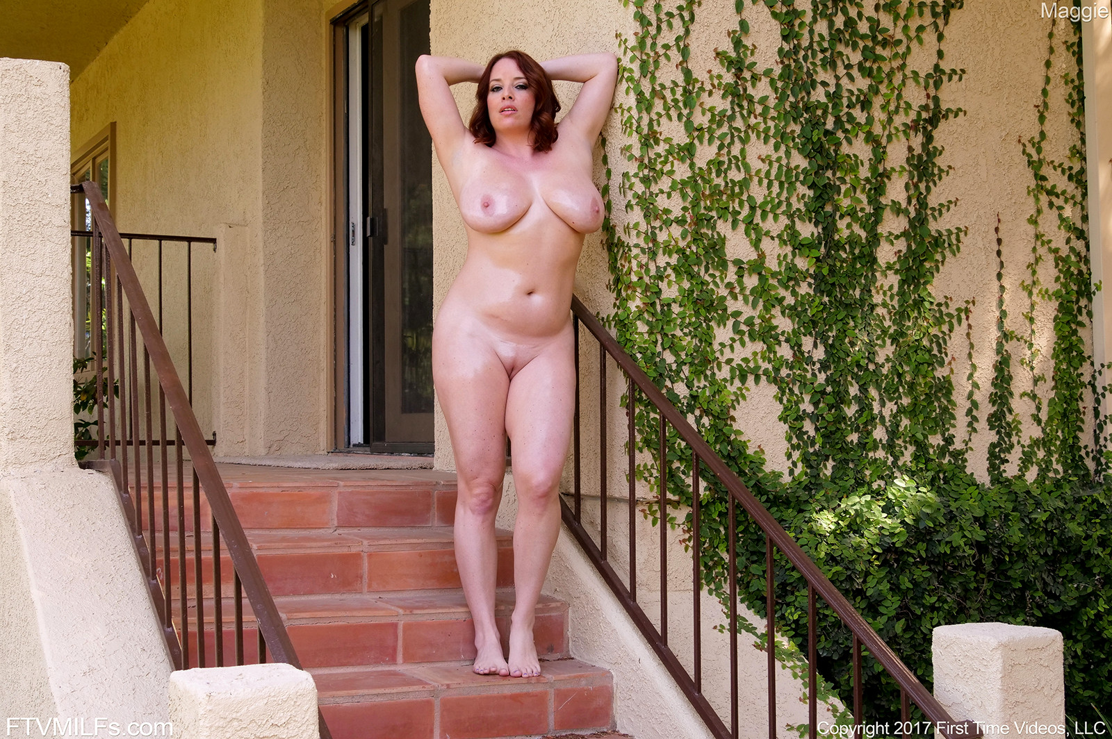 Naked maggie green Maggie Green
