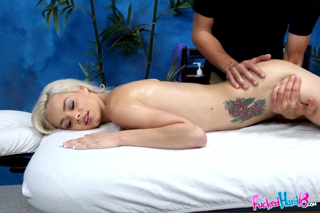 Elsa Jean Massage Porn
