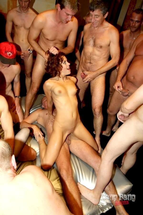 Gangbang Sex Porn