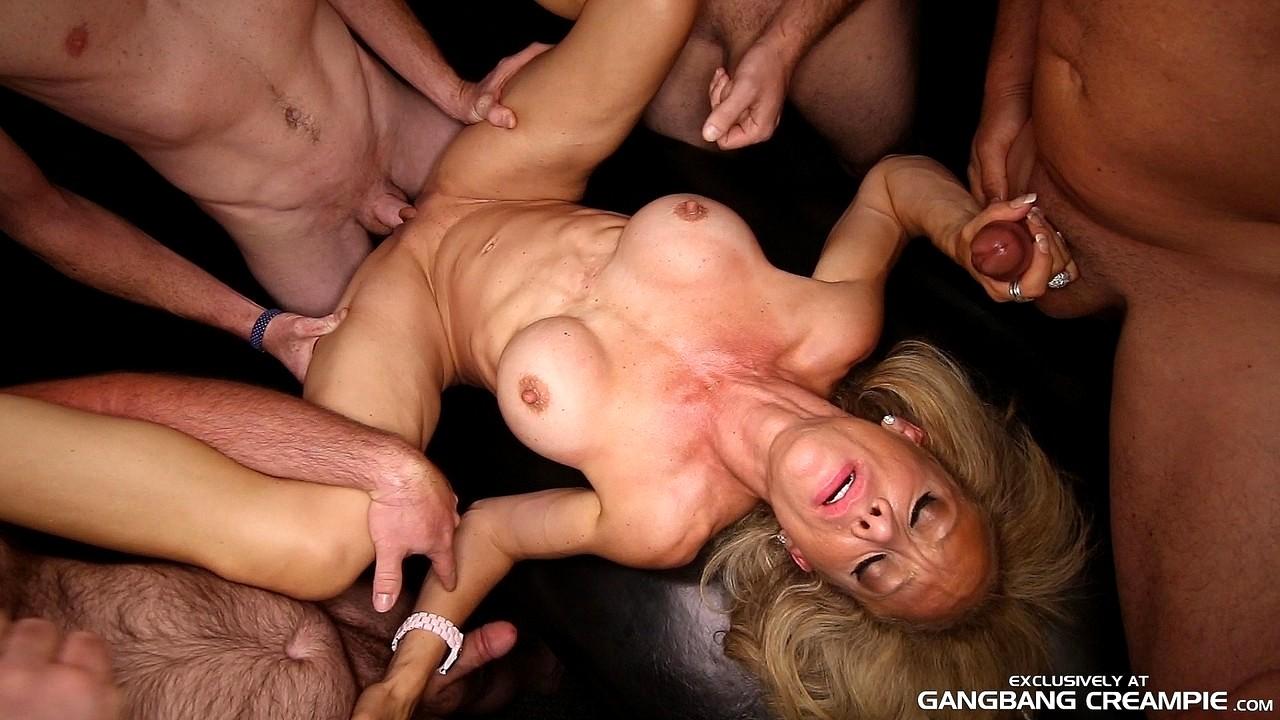 Asian gangbang porn pics
