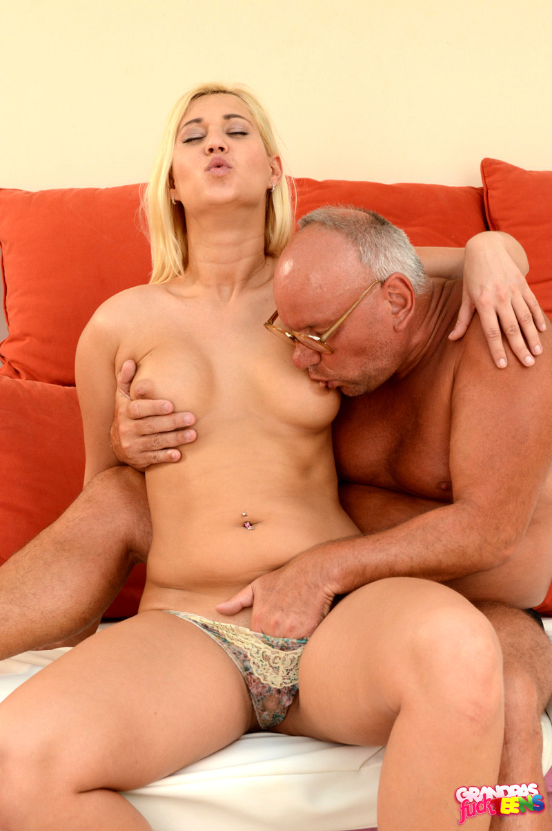 Babe Today Grandpas Fuck Teens Linda Ray Features Blonde -3299