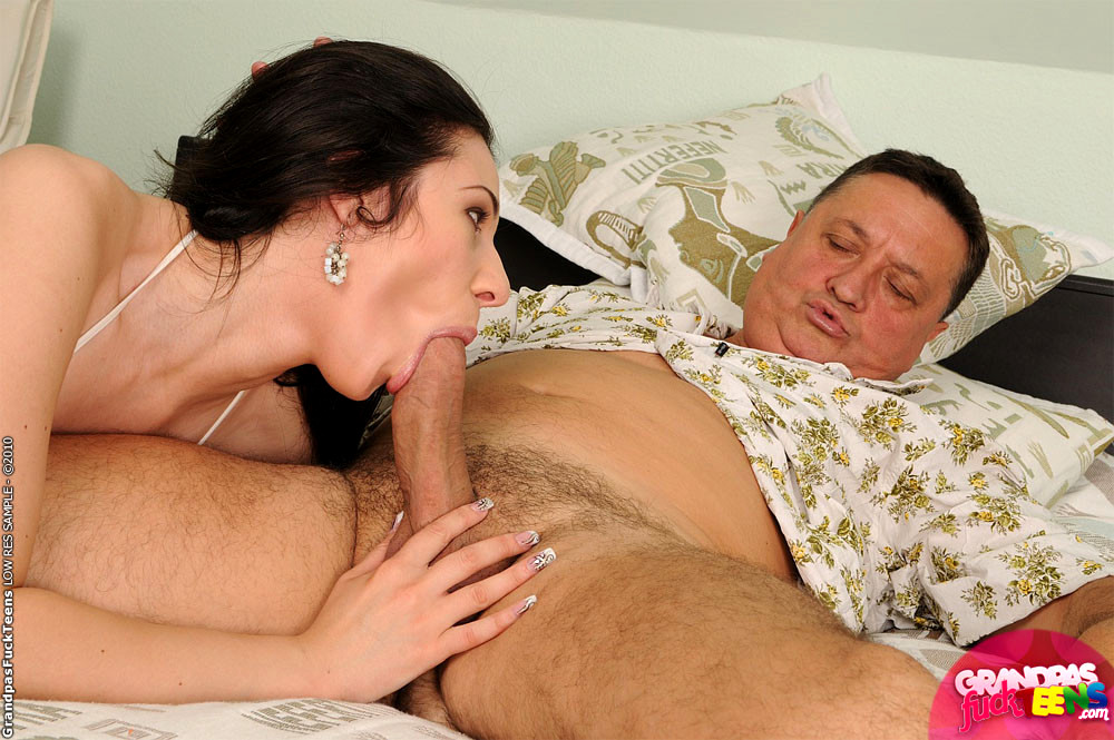 Blowjob for the new guy