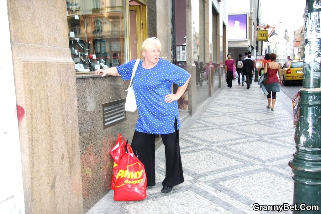 Special Granny Model Pictures 23