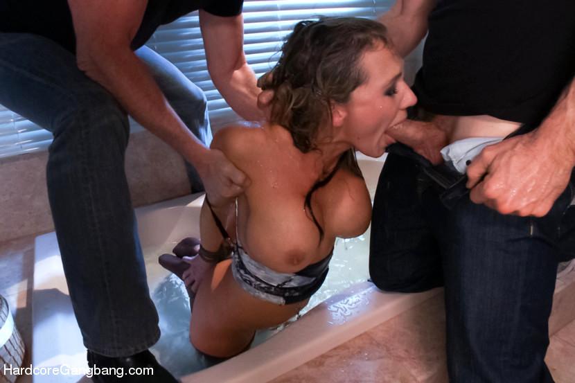 Babe Today Hardcore Gangbang Nikki Sexx Mark Davis Jordan -7196