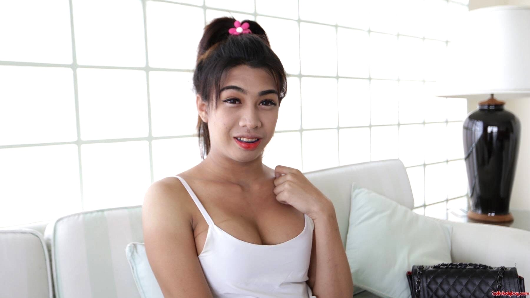 Teen Ladyboy and Young Asian Shemale Porn