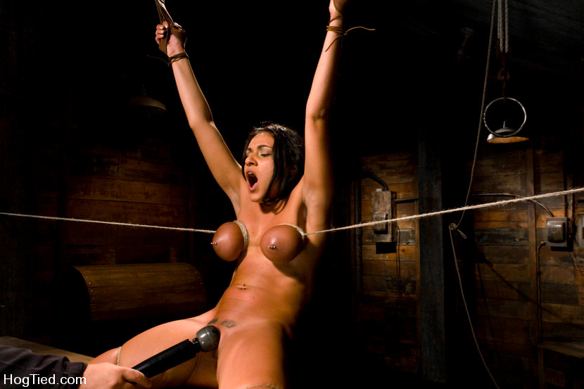hogtied charley chase