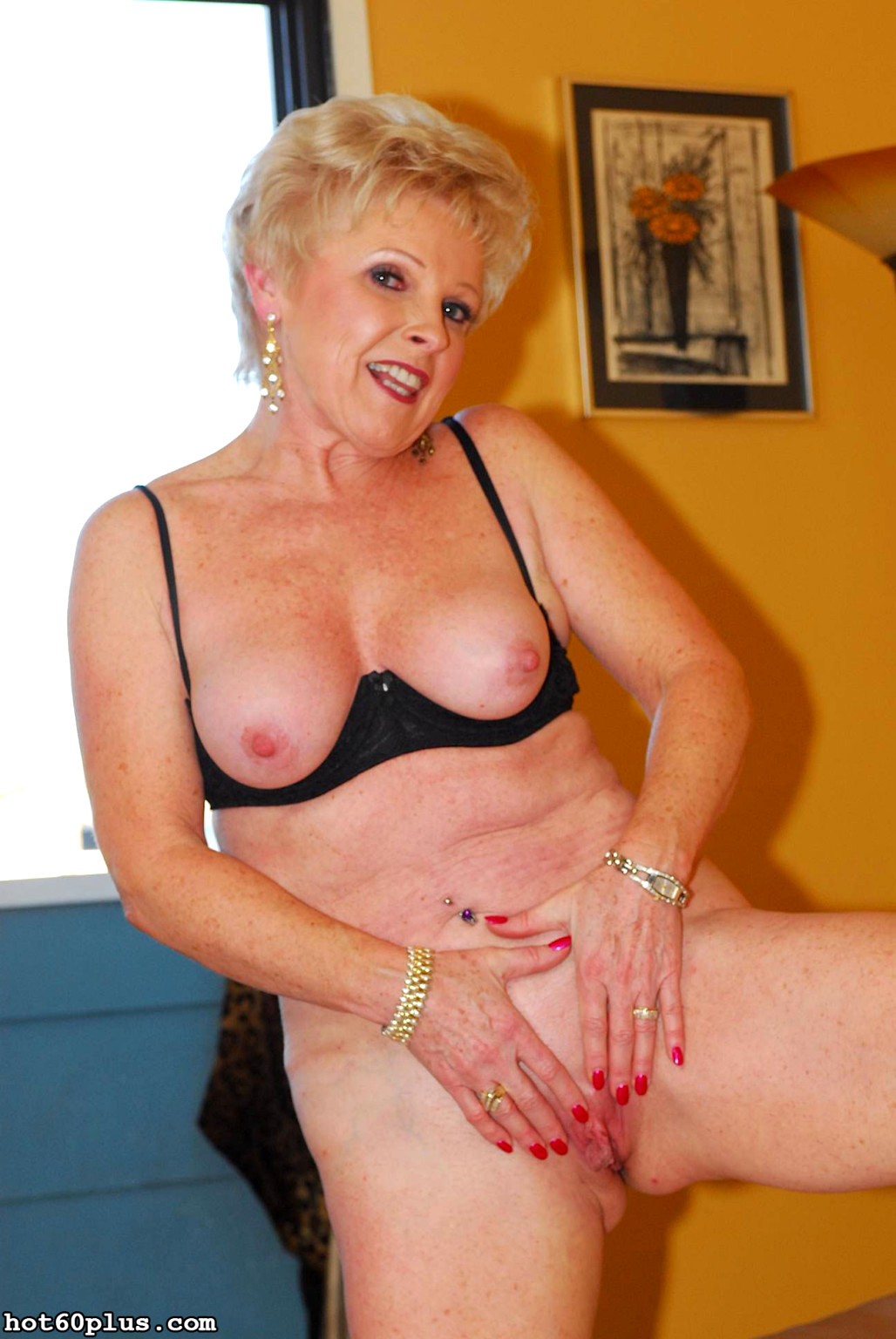 Babe Today Hot 60 Plus Hot60Plus Model Sweet Granny Sex -1995