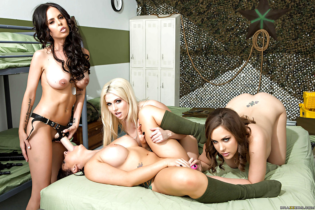 Hot and mean lesbian big tit porn