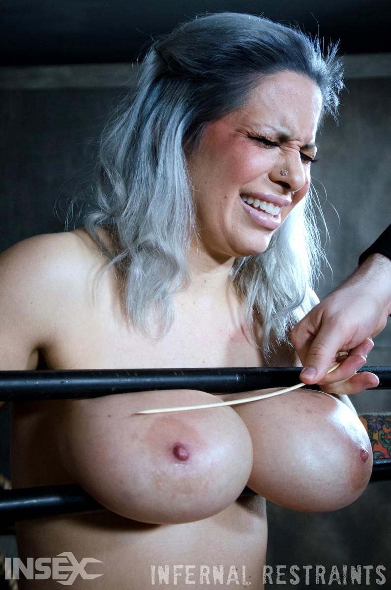 Babe Today Infernal Restraints Alyssa Lynn August Torture -4248