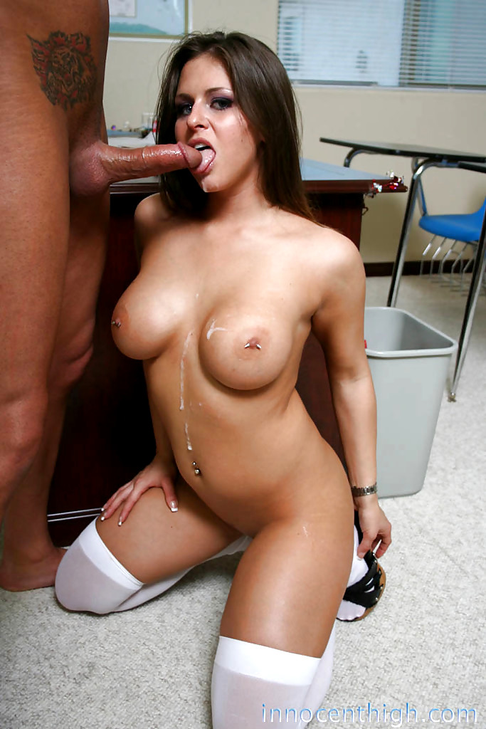 Solo anal riding