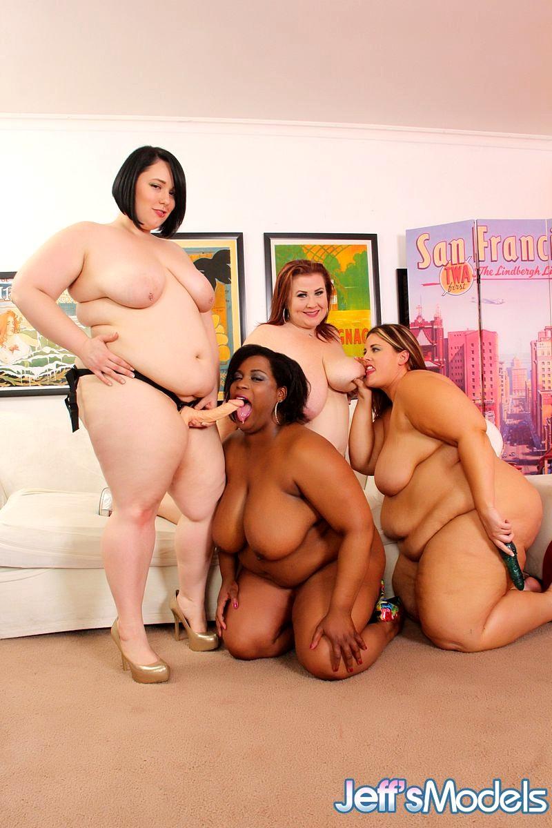 Lesbians bbw free black
