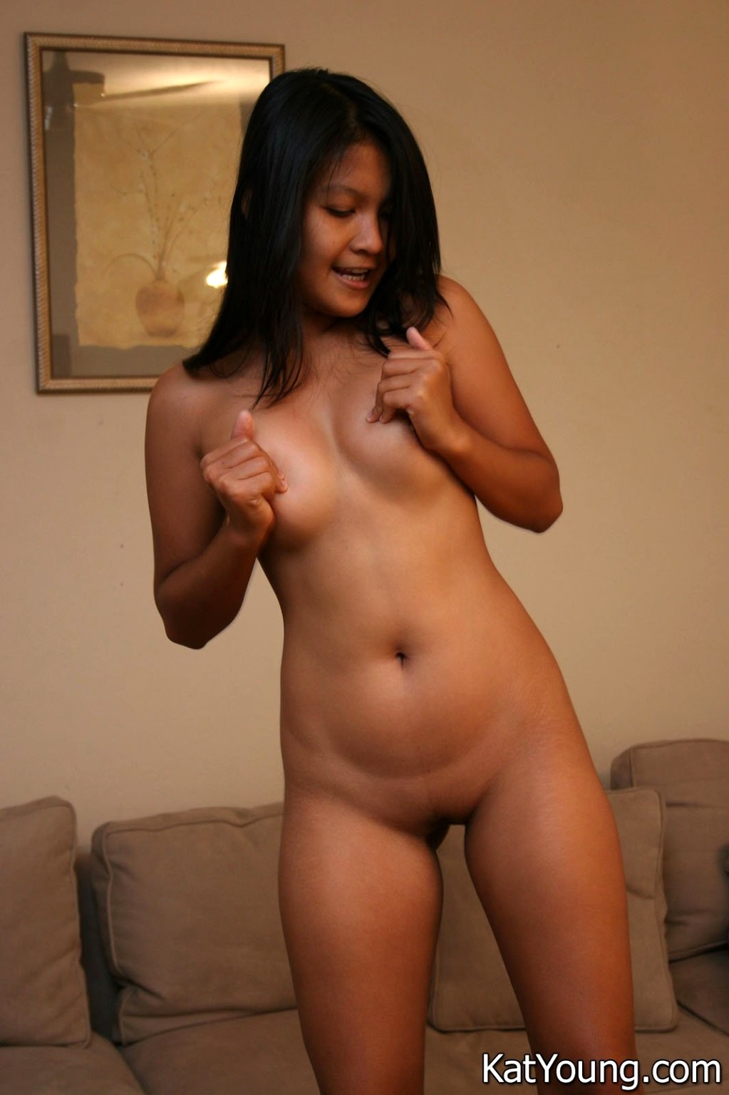 naked photos of middle age woman