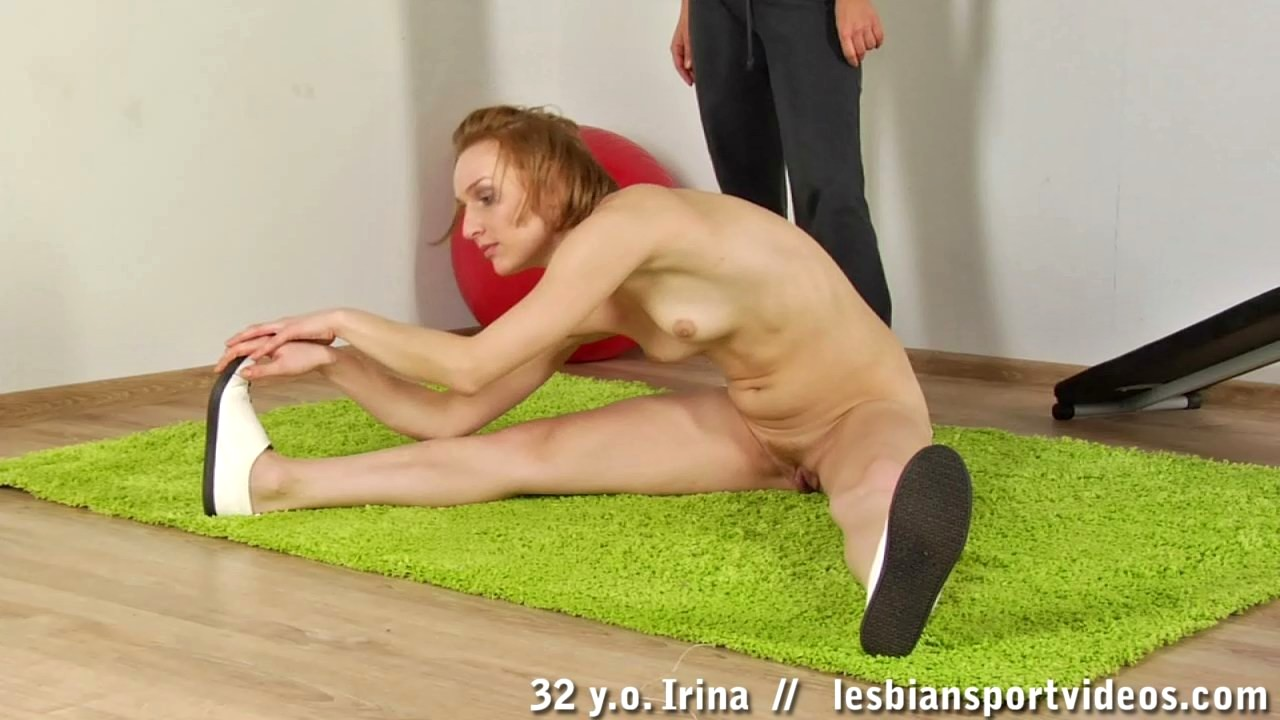 girl naked wrestling gif