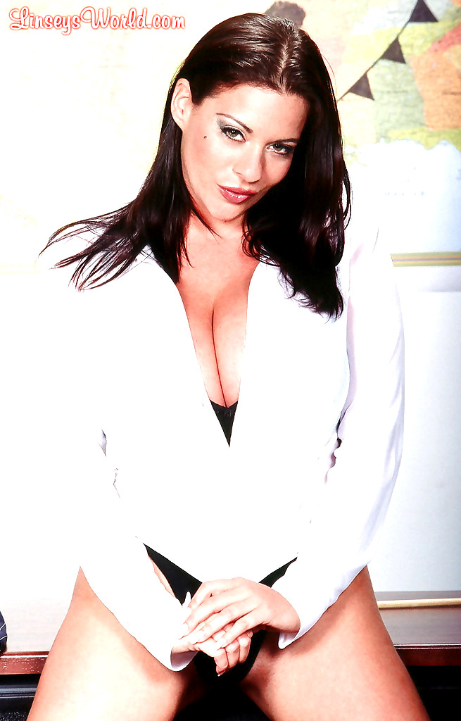 Linsey dawn mckenzie hairy