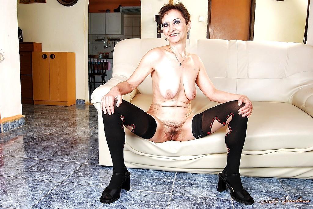 Lusty mature marica