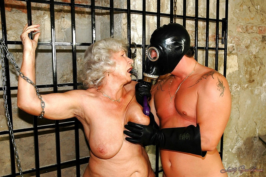 Granny Forced Porn