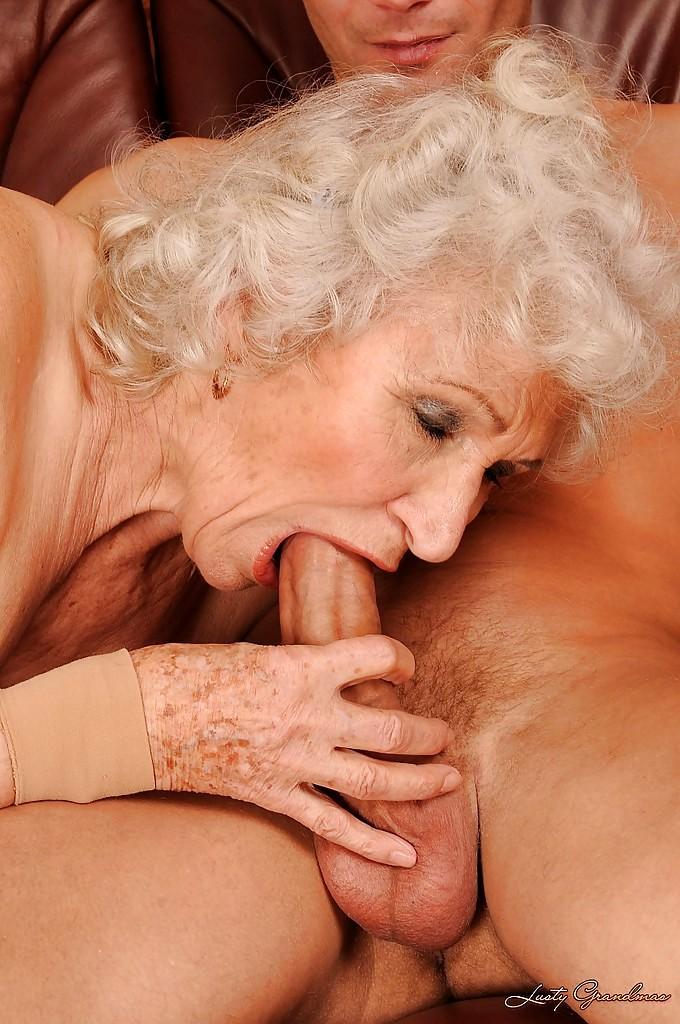 Сивая старушка порно видео — img 10
