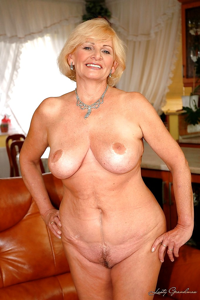 Granny With Perfect Tits
