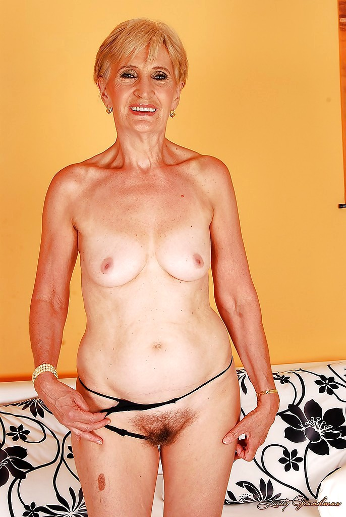 You Lusty grandma big boobs
