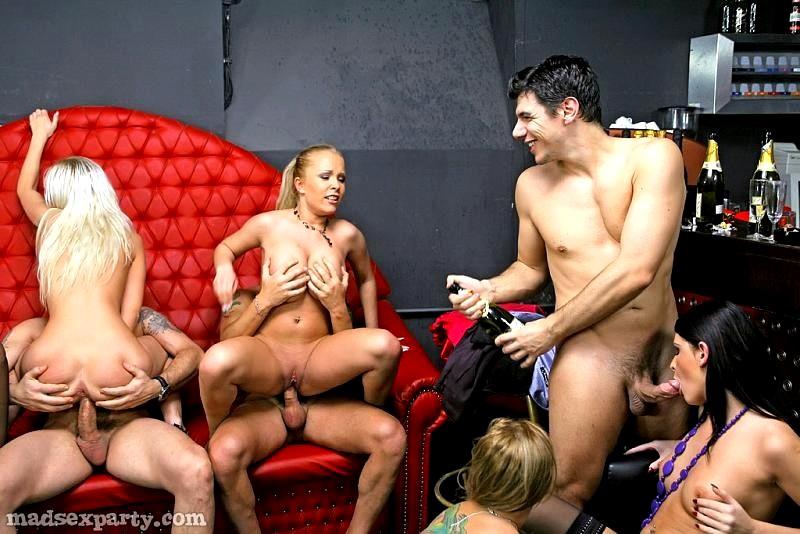 Major sex party