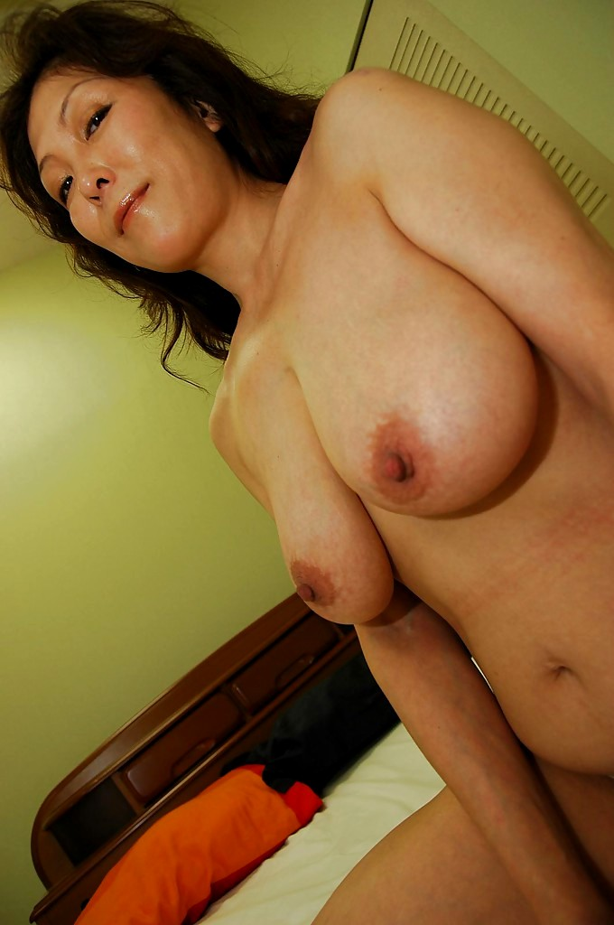 Big Asian Milf Tits