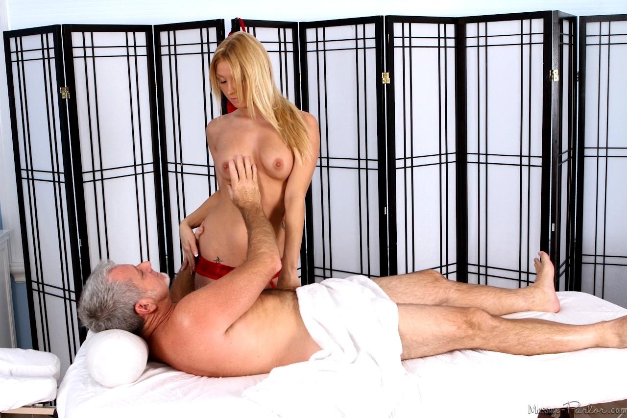 massage parlour happy ending