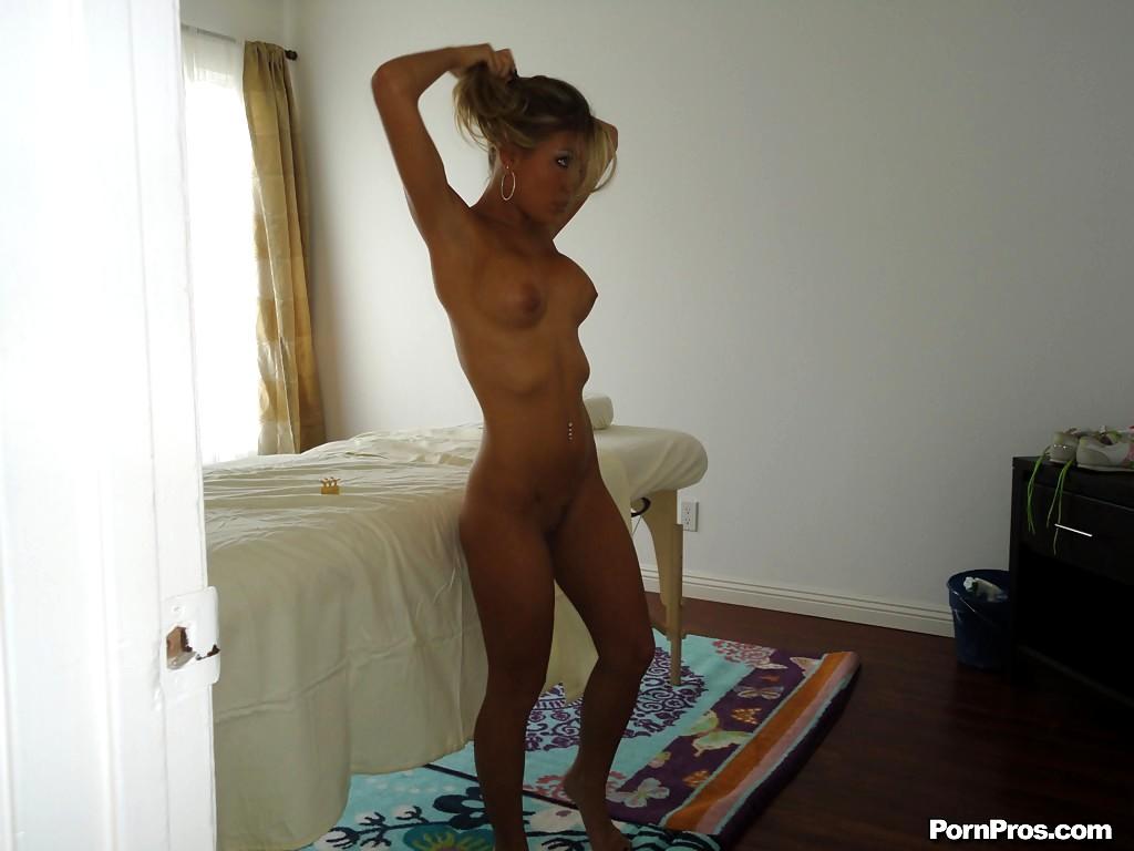 Babe Today Massage Creep Aubrey Addams Full Yoga Pants Vip -9594